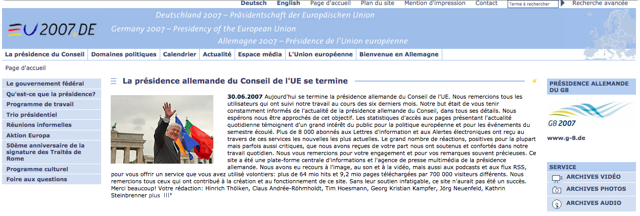 site_presidence_allememande_conseil_UE