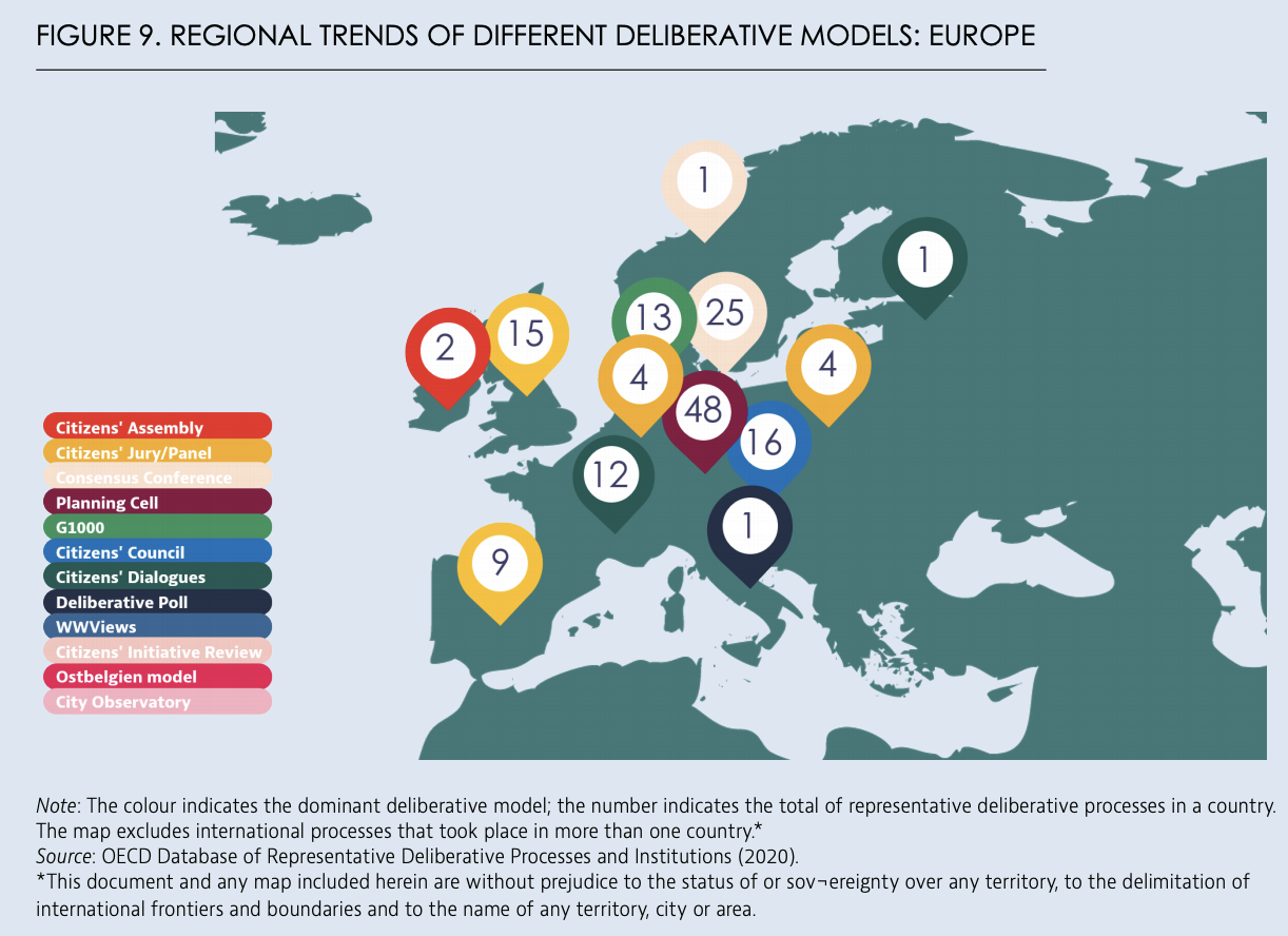 OECD_european_trends_deliberative_democracy